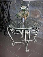 Кованые столы, стулья
