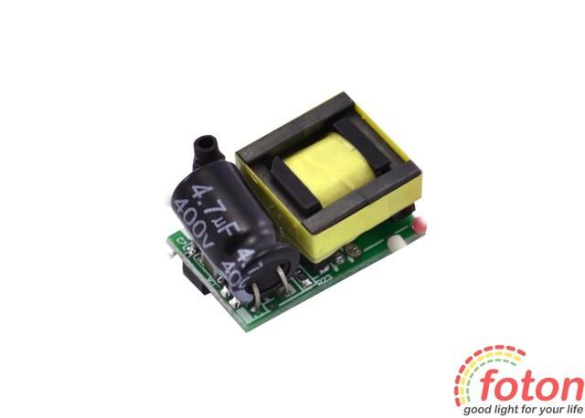 Импульсный драйвер светодиода LD 1x3W 220V