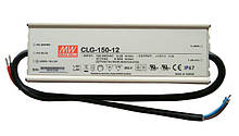 Джерело живлення CLG-150-12: AC/DC, IP67, 150W