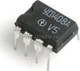 КР140УД23 (LF157) операционный усилитель с хорошо согласованной парой полевых транзисторов на входе, фото 2