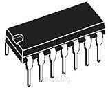 К155ИД10 (SN74145N) дешифратор на 3 входа и 8 выходов для управления шкалой со сдвигом одной точки, фото 2