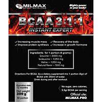 Аминокислоты BCAA MILMAX 3: 1: 1 INSTANT EXPERT