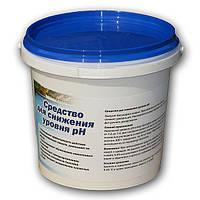 Химия для бассейна Средство для повышения уровня PH 1 кг