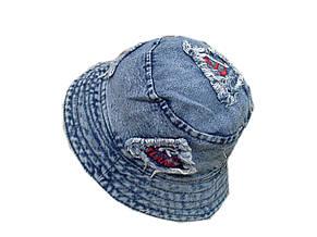 Панамка джинсовая, фото 2