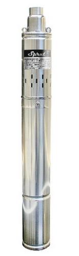 Скважинный (глубинный) насос Sprut 3S QGD 1-40-0.55 kW