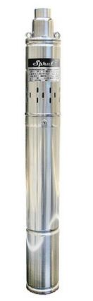 Скважинный (глубинный) насос Sprut 3S QGD 1-40-0.55 kW, фото 2