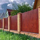 Профнастил на паркан, фото 3