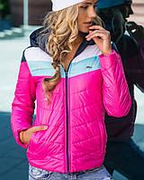 Молодежная женская куртка | 2092 sk