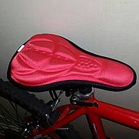 Седло велосипедное анатомическое