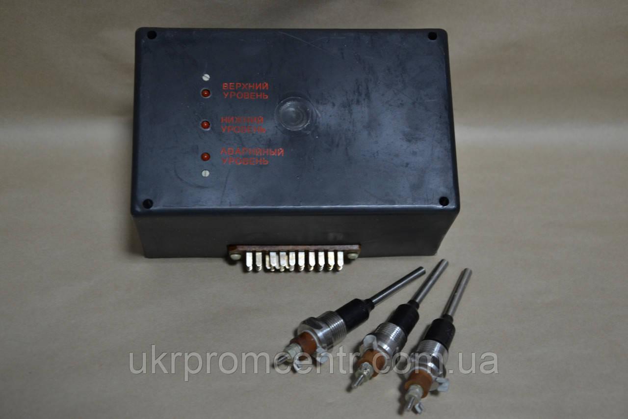 Регулятор сигнализатор уровня ЭРСУ-К2 (ЕРСУ-К2)