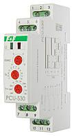 Многофункциональное реле времени PCU-530 100÷264В AC/DC (РЧ-530) F&F, фото 1