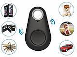 Smart Bluetooth-брелок искатель ключей iTag (+ селфи кнопка), фото 2