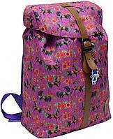 Стильный городской рюкзак с принтом , фото 1