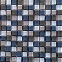 Стеклянная мозаика для стен Vivacer MIX С04