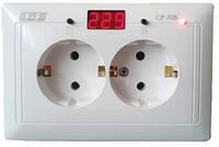 Реле контроля напряжения CP-708 100-300В однофазное F&F