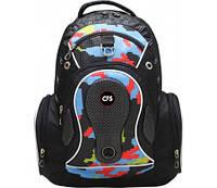Рюкзак молодежный ортопедический Pixel Cool For School CF85690