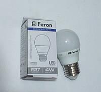 Светодиодная лампа Feron LB380 E27 4W 2700К