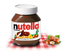 Шоколадная паста Нутелла