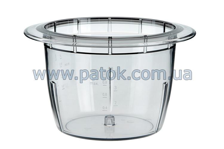 Чаша измельчителя 800ml для блендера Bosch 489399