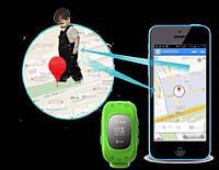 Часы умные детские Q 50 оригинал с GPS
