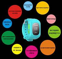 Часы умные Q 50 оригинал с GPS