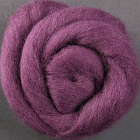 Шерсть для валяния Корридейл Ashford (30 микрон), 008 цвет