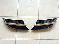 Решетка радиатора на Toyota RAV4