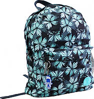 Стильный вместительный городской рюкзак с принтом, фото 1