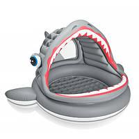 "Надувной бассейн ""Акула"" Intex 57120"