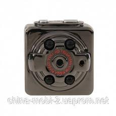 Мини камера-регистратор dv dvr SQ8 с ИК ночной подсветкой, дата, время, фото 2