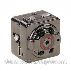 Мини камера-регистратор dv dvr SQ8 с ИК ночной подсветкой, дата, время, фото 3