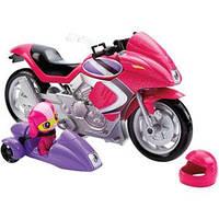 Кукла Mattel Barbie Spy Squad Motorcycle - Мотоцикл Шпионская история