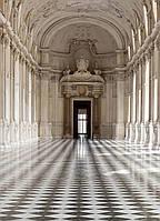 3 D фотообои на стену Дворец Венария в Италии размер 254 х 183 см