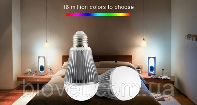 9W RGBW LED Light Bulb MiLight