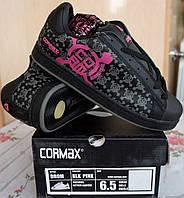 Кроссовки Cormax (Кормакс) DROM BLK PINK, фото 1