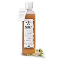 Шампунь органический для всех типов волос УКРЕПЛЕНИЕ И РОСТ White Mandarin botanic (серия Целебные травы)250мл