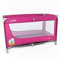 Манеж игровой Carrello Uno CRL-7304 Pink