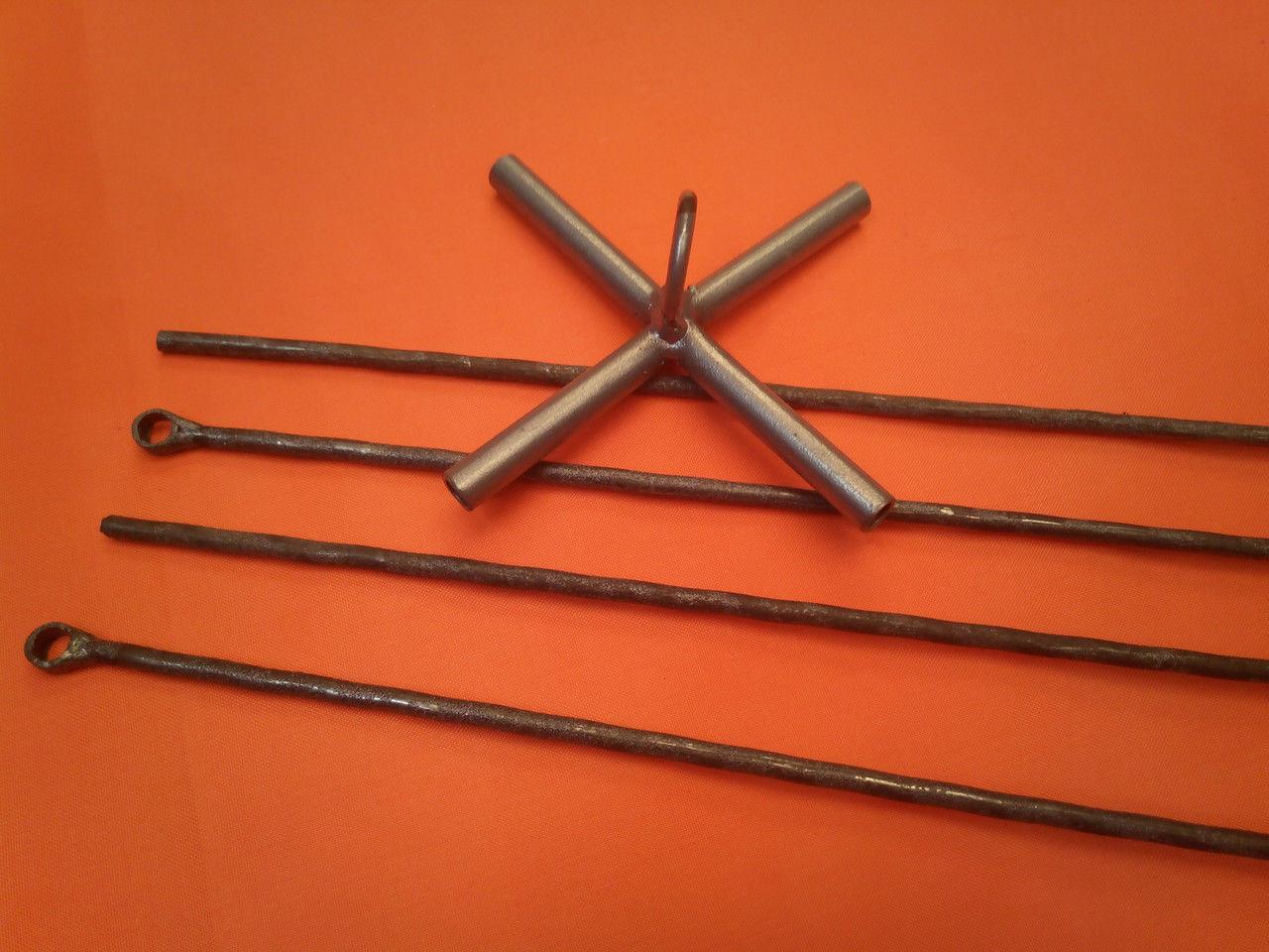 Дуги на подъёмник рыбацкий размеры : 1,0х1,0 ;1,5х1,5 ; 2,0х2,0 ; 2,5х2,5 м