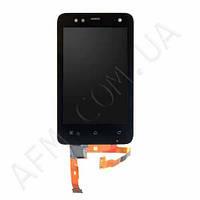Дисплей (LCD) Sony ST17i Xperia ACTIVE с сенсором черный