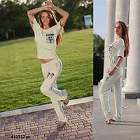 Женский спортивный костюм 612312 ан , фото 1