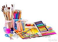Канцтовары для дошкольников (для творчества)