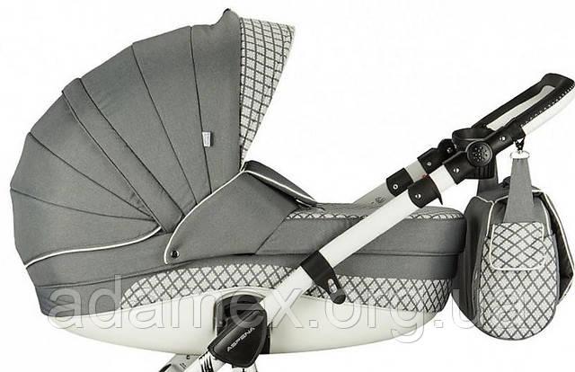 Люлька коляски 2 в 1 Adamex Aspena