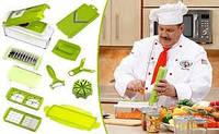 100 % ОРИГИНАЛ Овощерезка Nicer Dicer. С ней вы быстро нарежете овощи и фрукты