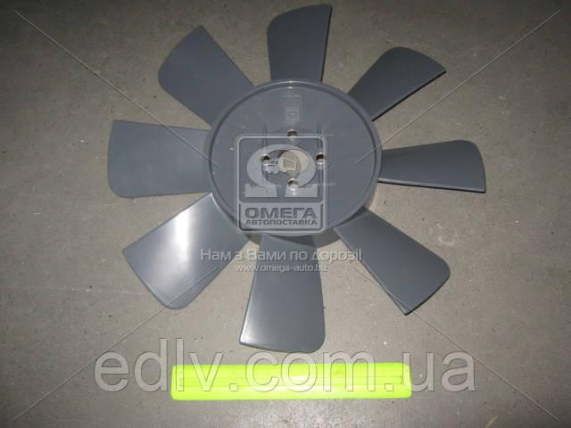 Вентилятор системы охлаждения ГАЗ 3302 8 лопастной втулки мет 3302-1308010
