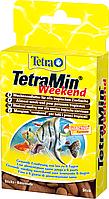 Tetra MIN WEEKEND ST блоки (20шт) - палочки для аквариумных рыб