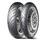 Мотошины Dunlop Scootsmart 120/70R16 57H (Моторезина 120 70 16, мото шины r16 120 70)