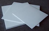 Фторопласт Ф-4 листы т.1х1000х1000 мм (мех.обработка по чертежам заказчика)