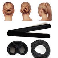 Твистер Hairagami для создания красивой дульки и разных причесок