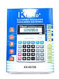 Калькулятор Kenko KK-8812B, фото 2