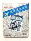 Калькулятор Citizen SDC-1200V, фото 2